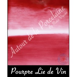 POURPRE LIE DE VIN