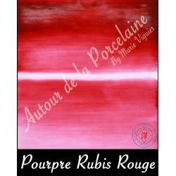 POURPRE RUBIS ROUGE