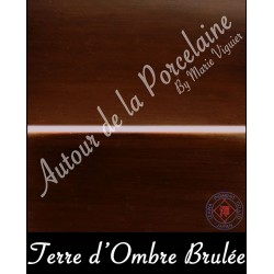 TERRE D'OMBRE BRULEE